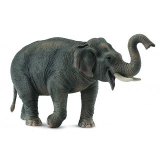 Figurina Elefant asiatic XL Collecta