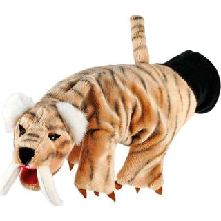 Papusa de mana Tigru preistoric