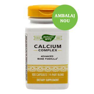 Calcium Complex 100 capsule Secom