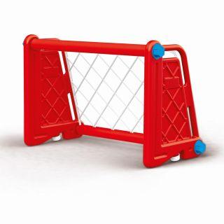 Poarta fotbal pentru copii - Rosie