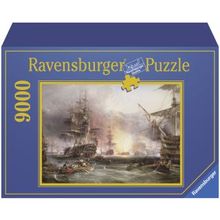 Puzzle Bombardamentul din Alger 9000 piese Ravensburger