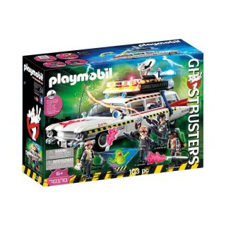 Playmobil Ghostbusters Vehicul Ecto 1A  PM70170