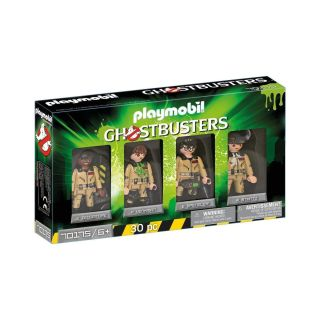 Playmobil Ghostbusters - Set 4 Figurine PM70175