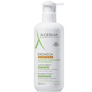 A-Derma Exomega Control Lapte emolient 400 ml