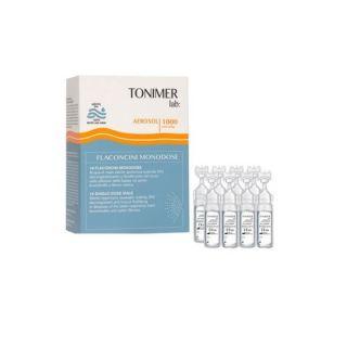 Aerosol Apa de mare sterila 3% 18 flacoane Tonimer Lab