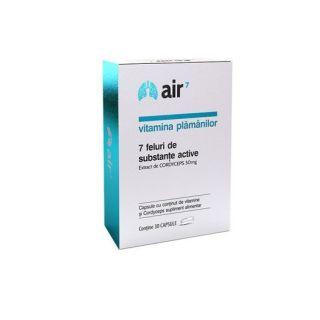 Air7 Vitamina Plamanilor 30 capsule