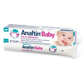 Anaftin Baby Gel gingival 10ml