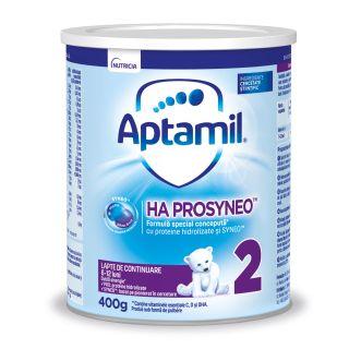 Aptamil HA2 Nutricia - Lapte praf pentru bebelusi 400gr