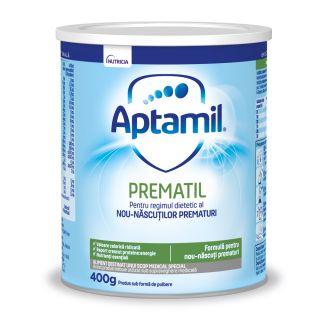 Aptamil Prematil - Lapte praf pentru bebelusi 400gr