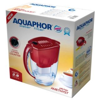 Aquaphor cana filtranta de la Pitcher Amethyst