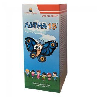 Astha 15 sirop Sun Wave Pharma