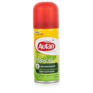 Autan Tropical Spray uscat