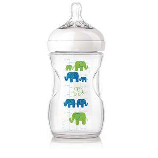 Biberon Natural PP 260 ml Philips Avent Elefant