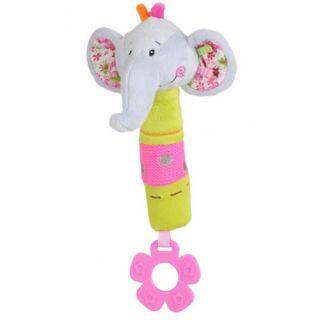 Jucarie din plus Bip-Bip Elefant BabyOno 1193