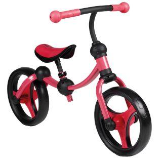 Bicicleta Balance Bike Rosu