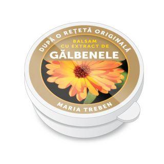 Balsam cu extract de galbenele Maria Treben 30 ml