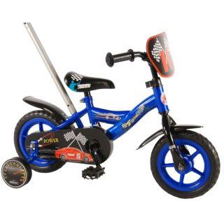 Bicicleta pentru baieti 10 inch cu roti ajutatoare Volare Yipeeh VOL71004