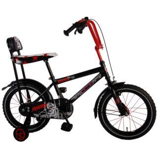 Bicicleta pentru baieti 16 inch cu roti ajutatoare Volare Chopper VOL51609