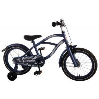 Bicicleta pentru baieti 16 inch cu roti ajutatoare Volare Cruiser VOL61613