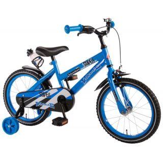 Bicicleta pentru baieti 16 inch cu roti ajutatoare Volare Super VOL71635