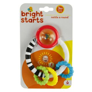 Jucarie Bright Starts New Rattle A Round