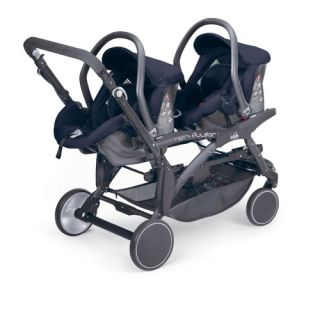 cam Carucior modular TWIN PULSAR  (fara landou si scaun auto) - (0-36 Luni)