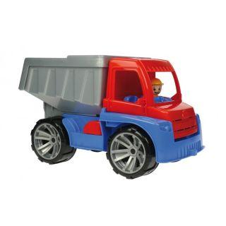 Camion basculanta 30cm Truxx din plastic cu figurina solaris-LE04410