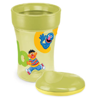 Canita Nuk SesameStreet Easy Learning 3 (+14L) 250 ml