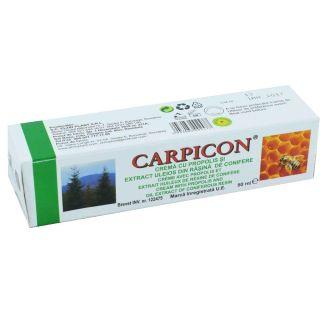Carpicon Crema cu extract de propolis si rasina de conifere