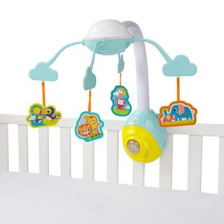 Carusel 2 in 1 Bright Starts Soothing Safari
