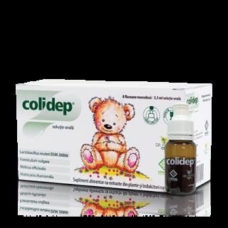 Colidep Solutie orala anticolici