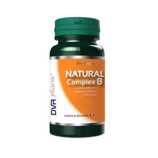 Complex B Natural 60 capsule DVR Pharm