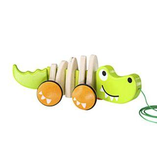 Hape - Crocodil de plimbat