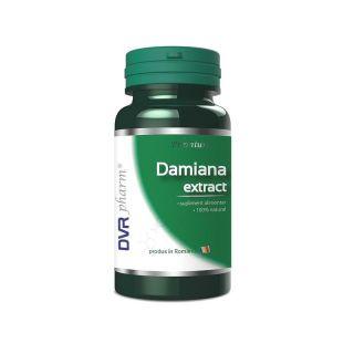 Damiana Extract 60 capsule DVR Pharm