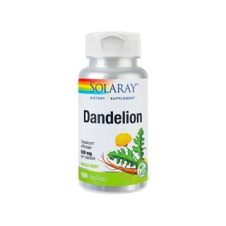 Dandelion Papadie 100 capsule Secom