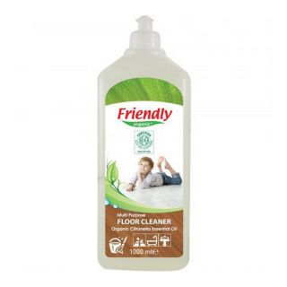 Detergent podele si multisuprafete Friendly Organic 1000 ml