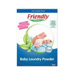 Detergent de Rufe Pudra Friendly Organic 1kg