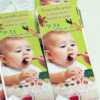 Diversificarea, o joacă pentru mame și copii – Top 33 rețete de succes