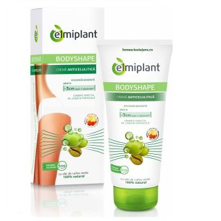 Elmiplant  Bodyshape Crema anticelulitica