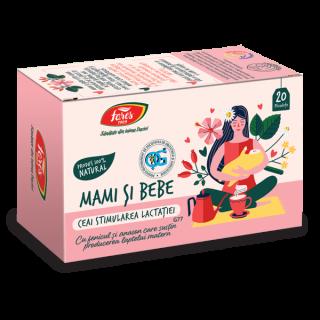 Fares Ceai stimularea lactatiei 20 doze