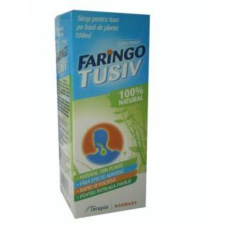 FaringoTusiv Sirop 100 ml