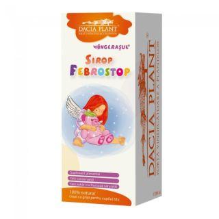 Febrostop Sirop - Ingerasul Dacia Plant 200 ml