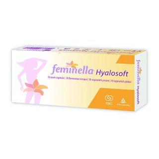 Feminella Hyalosoft 10 ovule