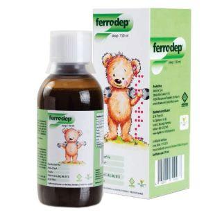 Ferrodep sirop 150 ml
