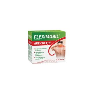 Fleximobil Articulatii, capsule
