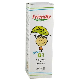 Friendly Ulei Bebe, 100 ml