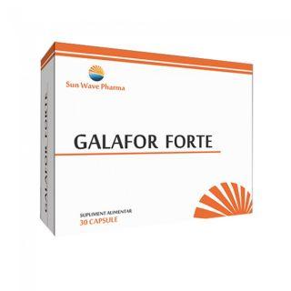 Galafor Forte 30 capsule Sun Wave