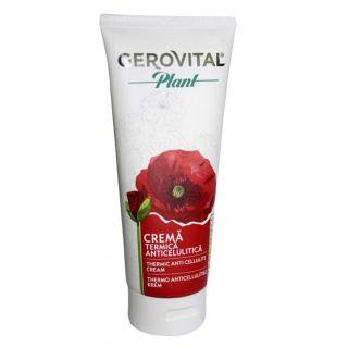 Gerovital Crema termica anticelulitica