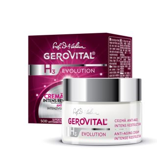 Gerovital H3 Evolution crema anti-age restructuranta