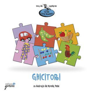 Ghicitori - Lucia Muntean